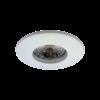 Pluton Blanc - - Spot encastré Led sous isolant RT 2012 / BBC