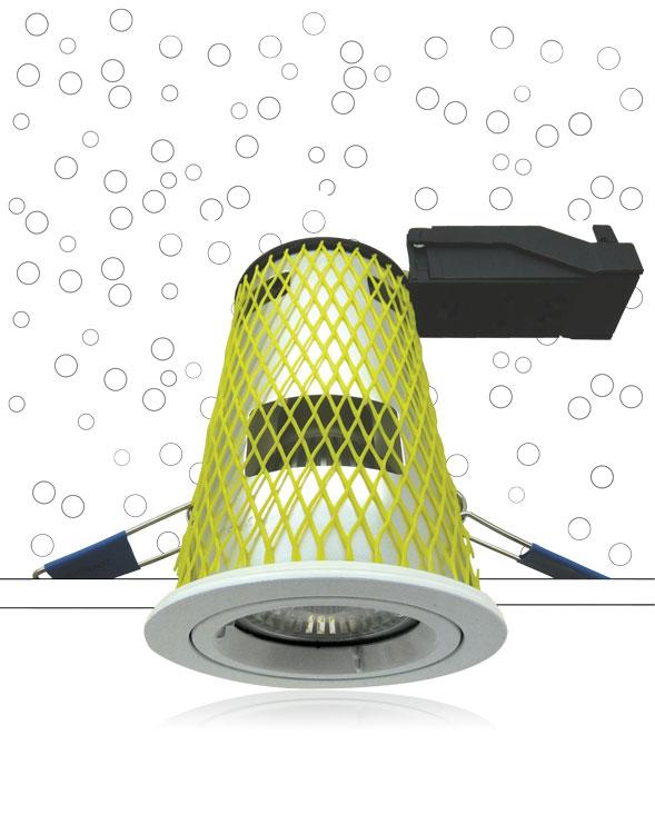 Pack Mercure MBF Protect - spot encastré sous isolants BBC RT 2012